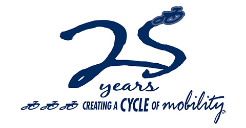 Freedom Concepts Inc. 25 Year Logo