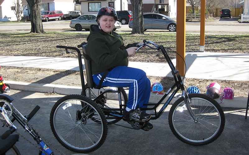 AS 2000 Adaptive Bike