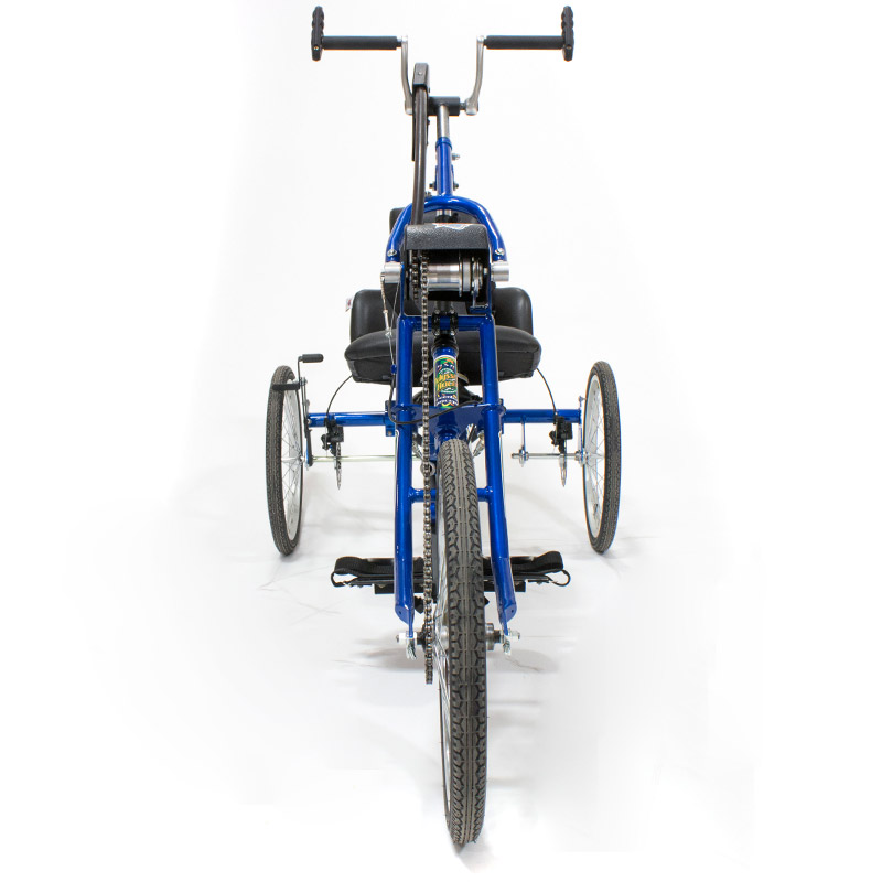 Defier Handcycle - Freedom Concepts Inc.