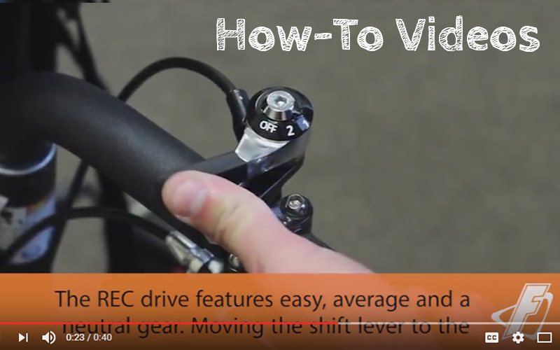 How To Videos (Ready to Ride)