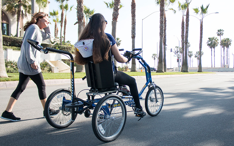 ASR2011 Odyssey Adaptive Tricycle