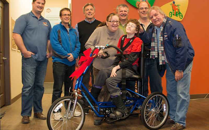 AS 2000 Adaptive Bike
