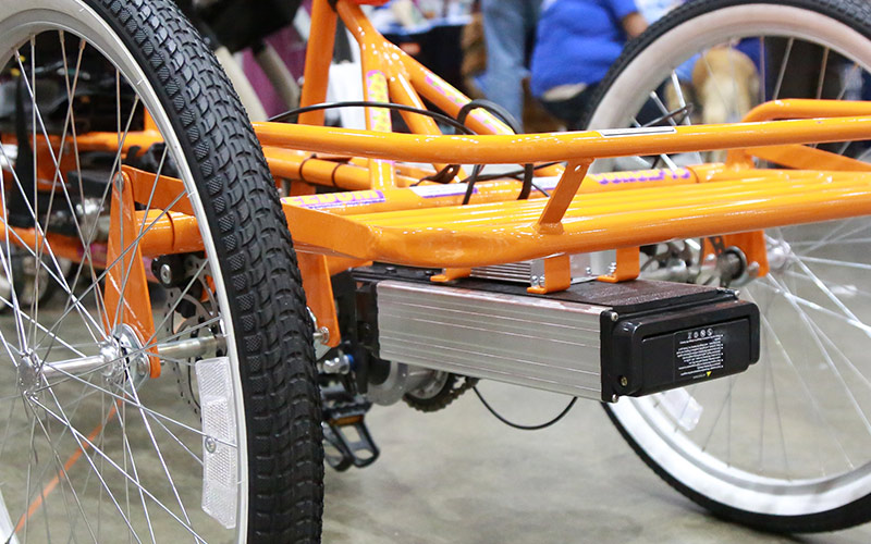 Electric Assist Motor