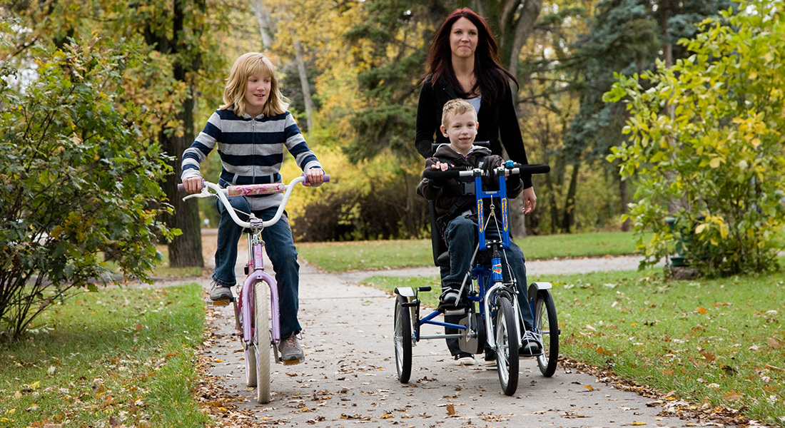Adaptive Bike Refer a Friend - Freedom Concepts