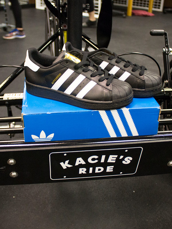 Kacie Williams Adidas Presentation